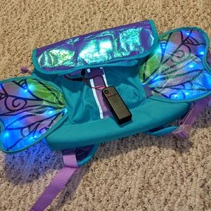 "Forest Pixie"" LED Flyer Backpack"